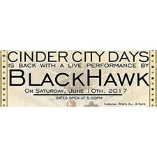 Cinder City Days logo