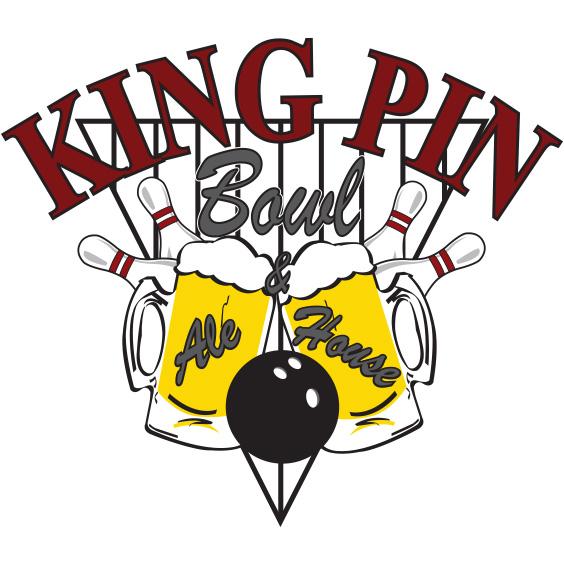King Pin Bowl LOGO